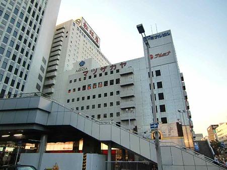 松坂屋名古屋駅店 2010年8月29日 閉店 前日-220828-1