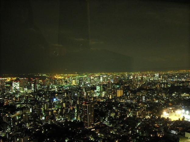 光輝く東京