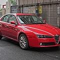 写真: アルファロメオ Alfa 159