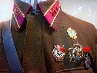12ジェーコフ将軍の勲章