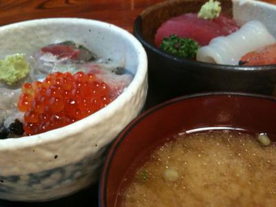 写真: 伊豆海 おまかせ丼