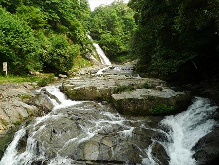 観音の滝(9)