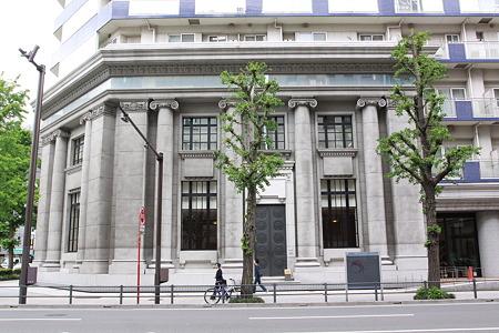 旧東京三菱銀行横浜中央支店(1)