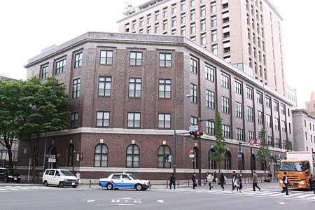 横浜都市発展記念館・横浜ユーラシア文化館(1)
