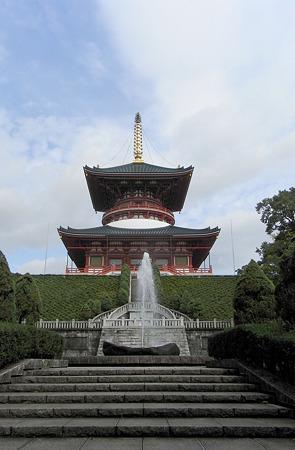 成田山大塔