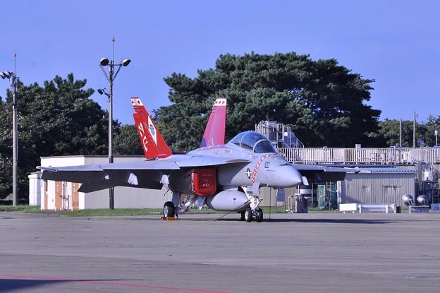 Diamondbacks VFA-102・・20110910厚木基地開放海軍航空100周