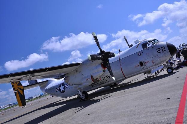 VRC-30DET5・・20110910厚木基地開放海軍航空100周