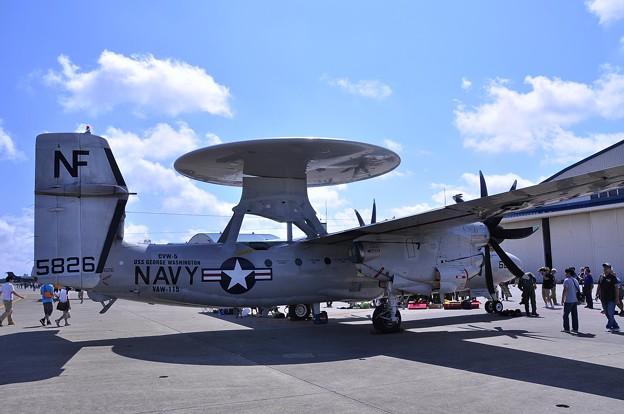 Liberty bells VAW-115・・20110910厚木基地開放海軍航空100周