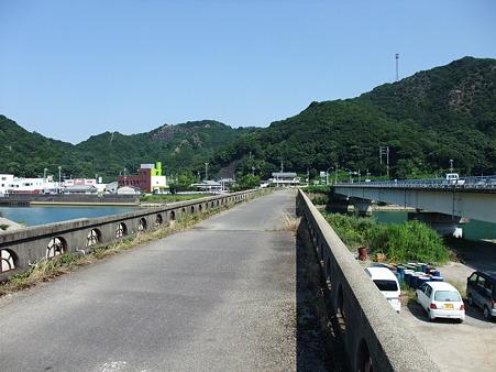R42日置大橋旧道