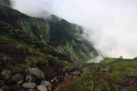 利尻岳-20100814-085245