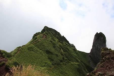 利尻岳-20100814-103921
