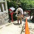 Photos: 諏訪山神社参道