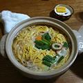 写真: 鍋焼きラーメン 橋本食堂