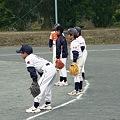 Photos: CIMG1235:強打者対策の基本、ライン際