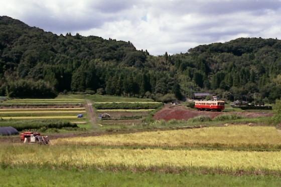 写真: 秋の小湊鉄道2010 05