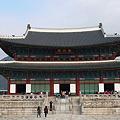 写真: 景福宮・勤政殿