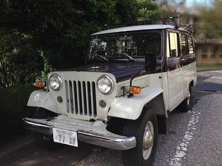 三菱ジープJ38