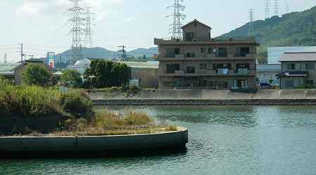 三原川河口26