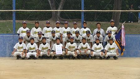 H22新人戦B優勝_章南中学校